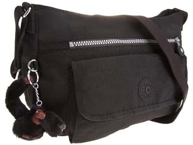 Kipling Syro, Women's Shoulder Bag, Schwarz (Black), One Size