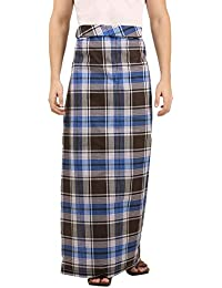 d0445f8d FABS Jp Lungies Lungi for men from pure premium quality Cotton,lungi  dance(Checkered
