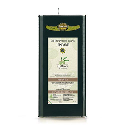 Olio extra vergine toscano i.g.p. alta qualità - 5 l