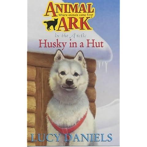 Husky in a Hut