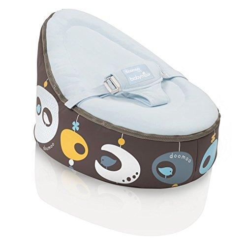 Babymoov Doomoo Nest New Generation Babywippe Bird Blue