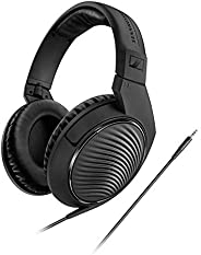 Sennheiser Audio HD 200 Pro-Professional Monitoring Headphones - Black