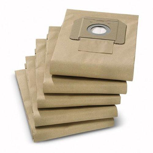 Kärcher 6.904-210 Filtertüten 5 Stück für NT 361 eco