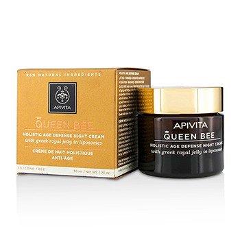 Apivita Queen Bee Holistic Age Defense Night Cream 50ml -
