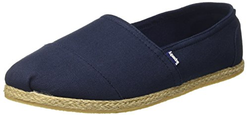 Superdry Men's Jetstream Espadrilles blue Size: 9