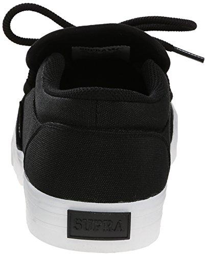 Supra Cuba Herren Sneakers Schwarz (BLACK - WHITE 002)