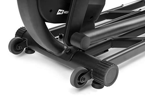 Hop-Sport Elliptical Crosstrainer HS-100C Ellipsentrainer Bluetooth 4.0 Smartphone Steuerung große Schrittlänge - 7