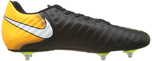 Herren Nike 6.0Balls nicht im Lieferumfang enthalten T-Shirt Schwarz (Black/white/laser Orange/volt)