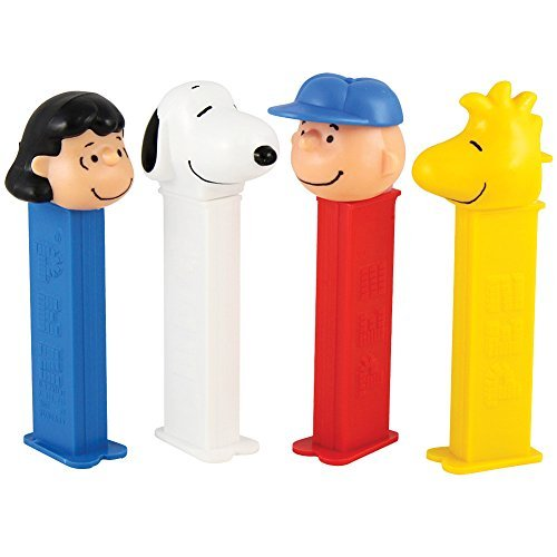 peanuts-pez-dispenser-set-4-dispensers-charlie-brown-lucy-snoopy-woodstock-by-pez-candy