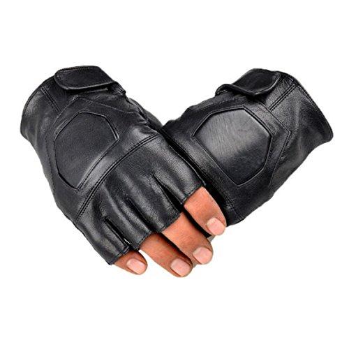 primavera-e-autunno-uomini-guanti-mezze-dita-esterno-equitazione-sport-lotta-nero-drenare-dita-la-me