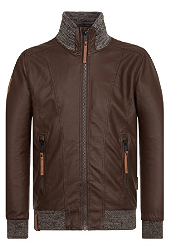 Naketano Male Jacket Glockenbach Bukkake Brownie