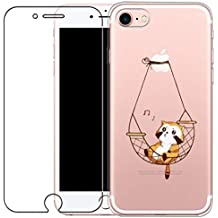 iphone 8 coque silicone chat