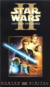 Star Wars : Episode II, l'attaque des clones [VHS]