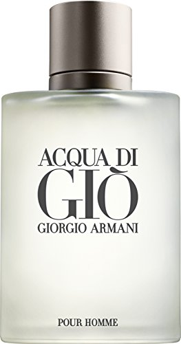 Armani Acqua Di Gio homme/ men, Eau de Toilette, Vaporisateur/ Spray, 1er Pack, (1x 100 ml) -