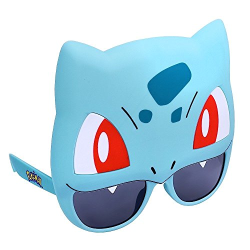rwachsene Pokémon Bisasam Sonnenbrillen ()