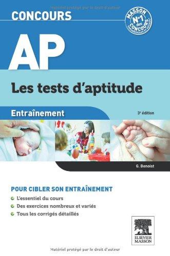 Concours AP Entraînement Les tests d'aptitude