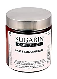 SUGARIN, Paste Concentrate, Scarlet, 500gm