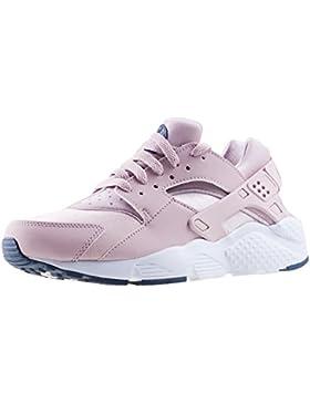 Nike Huarache Run (GS), Scarpe da Ginnastica Bambina