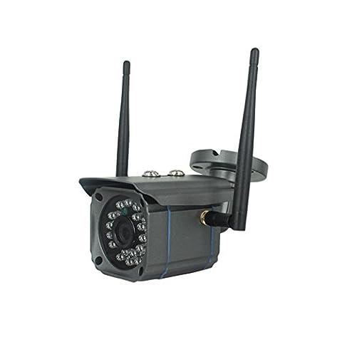 Carte SD Home Video, Camera Dome Système de sécurité, Home Caméra de surveillance sans fil, DE Sécurité Mini caméra IP dôme extérieur/intérieur Caméra de sécurité Caméra IP pour carte SD Home Video