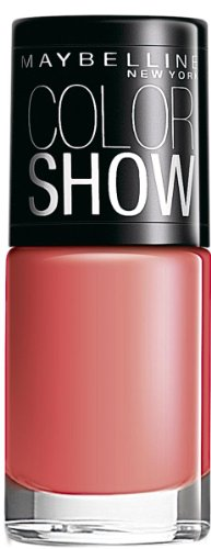 Maybelline Color Show Nail Enamel, Coral Craze 6ml