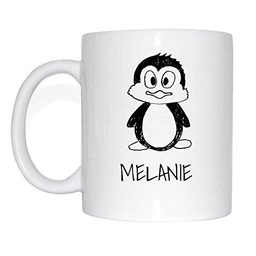 JOllipets MELANIE Namen Geschenk Kaffeetasse Tasse Becher Mug PM5753 5