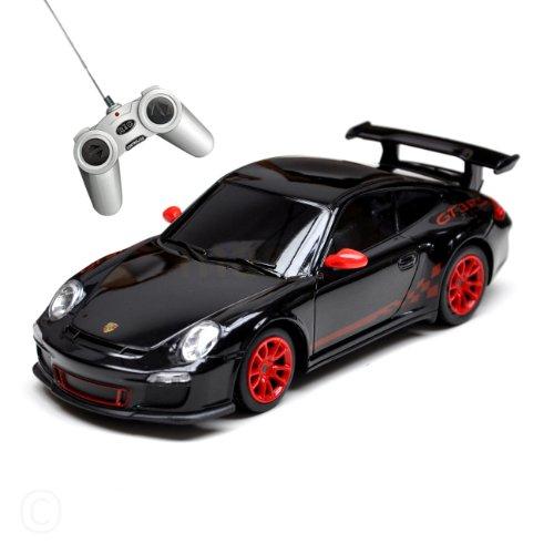 massG® Porsche GT3 RS-R/C car-1:24 scale-Black