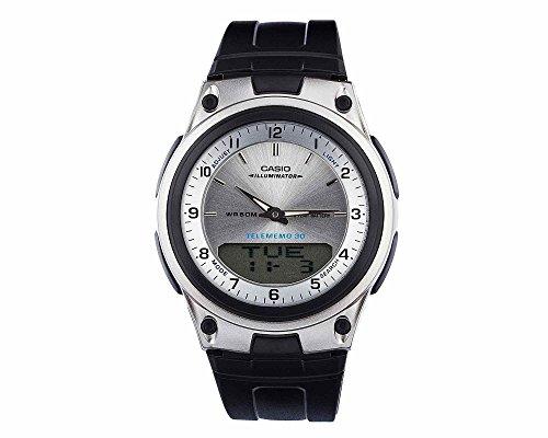 Casio Reloj con Correa de Resina AW-80-7AVES