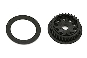 AE FT Ball Diff Pulley, Rear