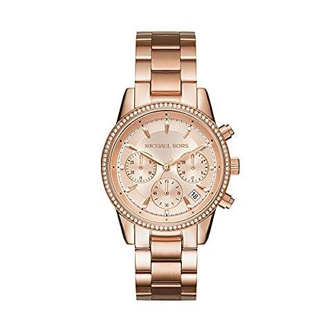 Michael Kors Damen-Uhren MK6357