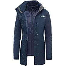 The North Face T93L5S-W-ARASHI-II-TRICLIMATE-HKT Chaqueta Mujer