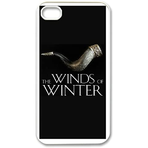 Custom personalized Case-iPhone 4 4s-Phone Case Game of Thrones Design your own cell Phone Case Game of Thrones