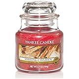 Yankee Candle 1100954E - Vela en vaso, aroma a Espumoso con canela