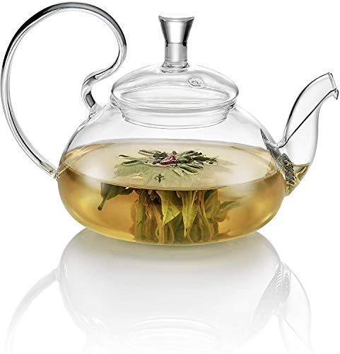 Tea soul teiera in vetro 500 ml