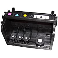 HP CN643A cabeza de impresora - Cabezal de impresora (Officejet 6500 E709a, 6500 Wireless E709n, 7000, Inyección de tinta, Negro, Cian, Magenta, Amarillo)
