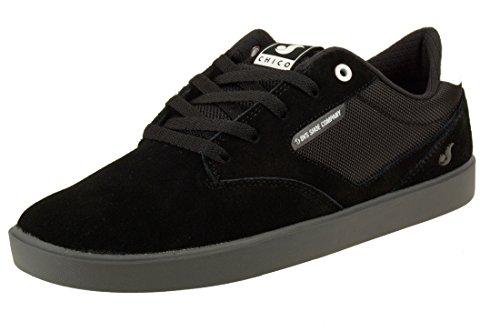 DVS Shoes Pressure SC, Baskets Homme, Noir, 41 EU