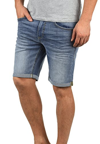 BLEND 20701976ME Jeans Shorts, Größe:3XL;Farbe:Denim Lightblue (76200) (Denim Blend)