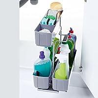 Putzutensilien Aufbewahrung suchergebnis auf amazon de für putzmittel aufbewahrung küche