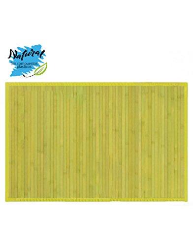 Hogar y Mas Alfombra DE Bambu para EL BAÑO O DODRMITORIO EN Color Ver