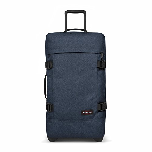 Eastpak Tranverz M Valise, 67 cm, 78 L, Bleu (Double Denim)