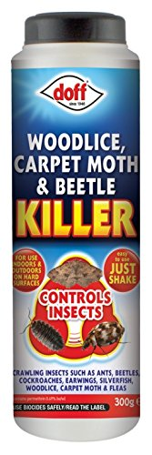 Doff Cloportes, Tapis Moth & beetle-killer 300g