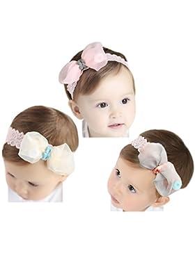 [Sponsorizzato]Jolieer Fascia Capelli Cerchietti e Fasce per Capelli Bambina Neonata Accessori fiore fasce