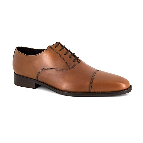 Pierre Cardin Chaussures Richelieu PC1605AB Camel Marron