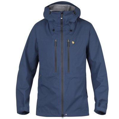 Fjällräven Bergtagen Eco-Shell Jacket - mountain blue