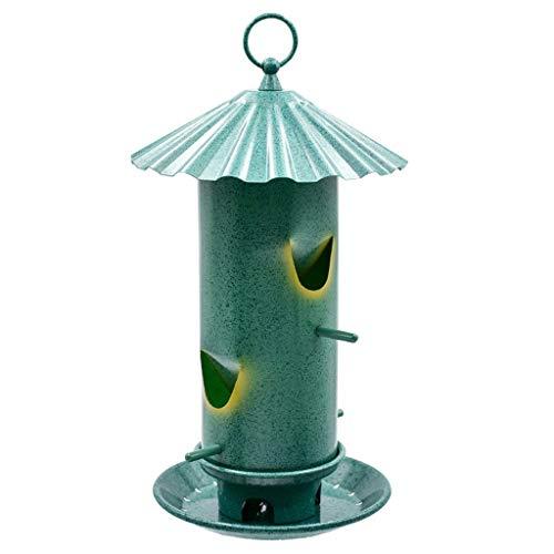 JXXDDQ Mangeoire pour Oiseaux Sauvage Mangeoires pour Oiseaux en Plein air