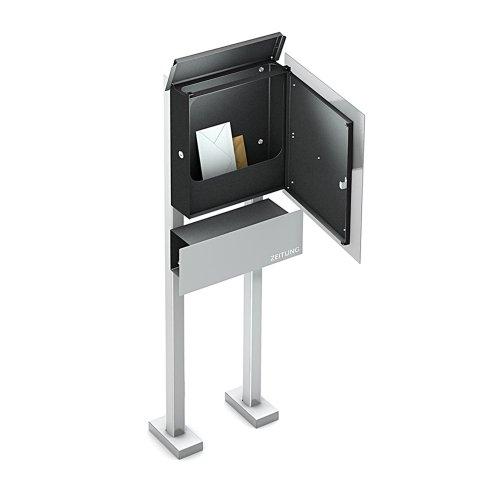 ZED Briefkasten freistehend - 4