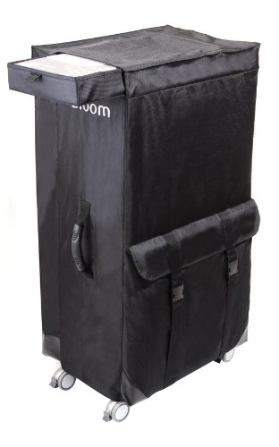 Bloom Alma Mini sac de rangement, Noir