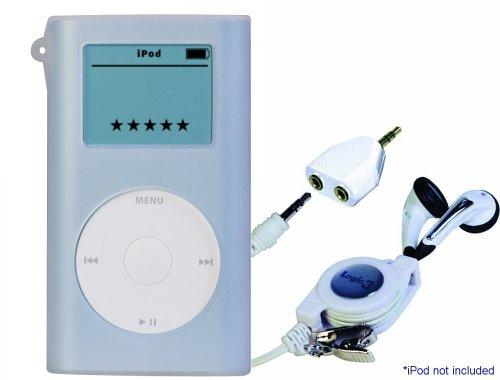 Logic3 Starter Pack für Apple iPod mini Ipod-starter Pack