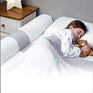 BANBALOO- Barrera de Seguridad cama niño - Anticaídas infantil/Barandilla de Espuma Antideslizante de Viaje Tr