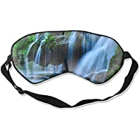 Schlafmasken mit Wasserfall, bequeme Schlafmaske, Augenabdeckung, für Reisen, Nacht, Mittagsschlaf und Mediation... preisvergleich bei billige-tabletten.eu