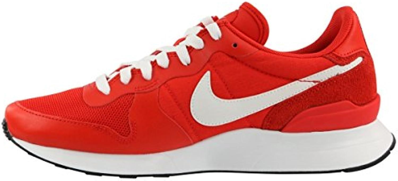 Nike Herren Internationalist LT 17 Rot Leder/Mesh Sneaker